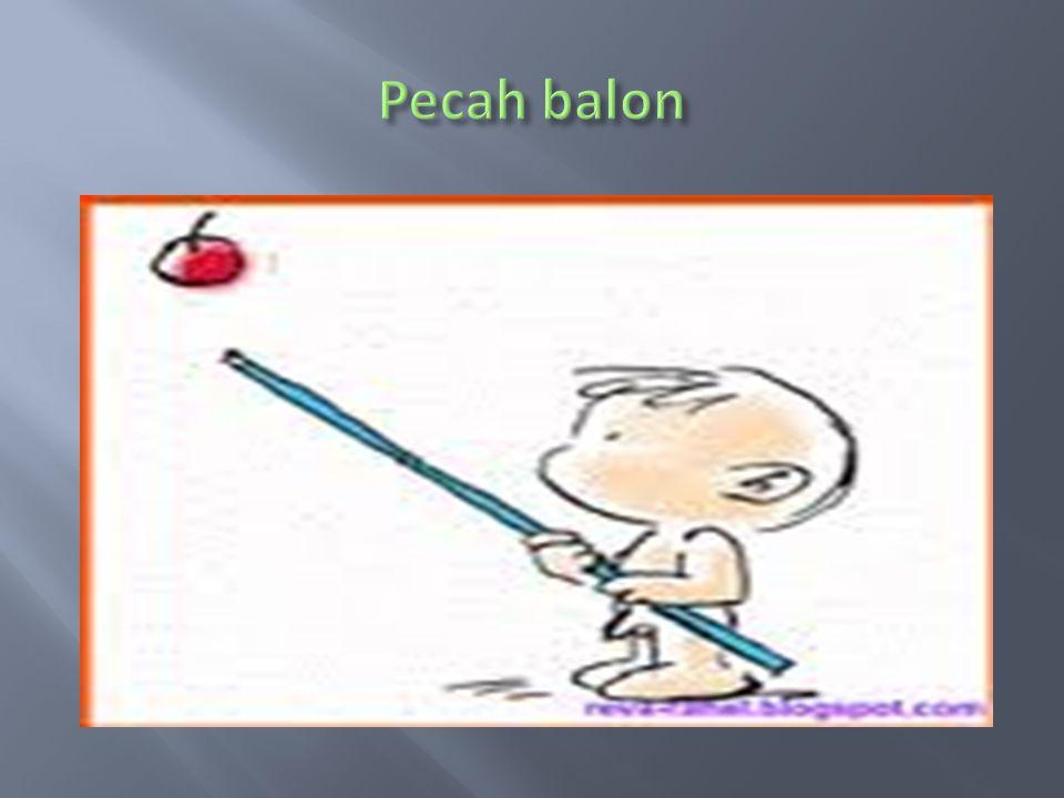 Pecah balon