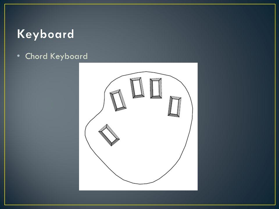 Keyboard Chord Keyboard