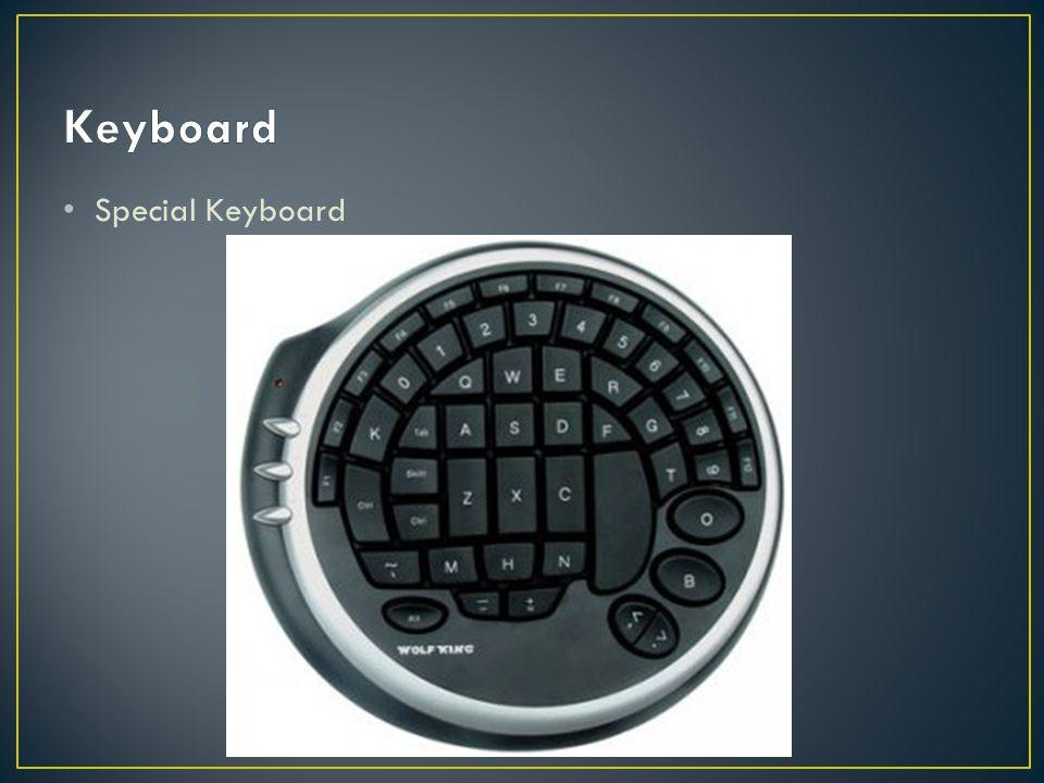Keyboard Special Keyboard