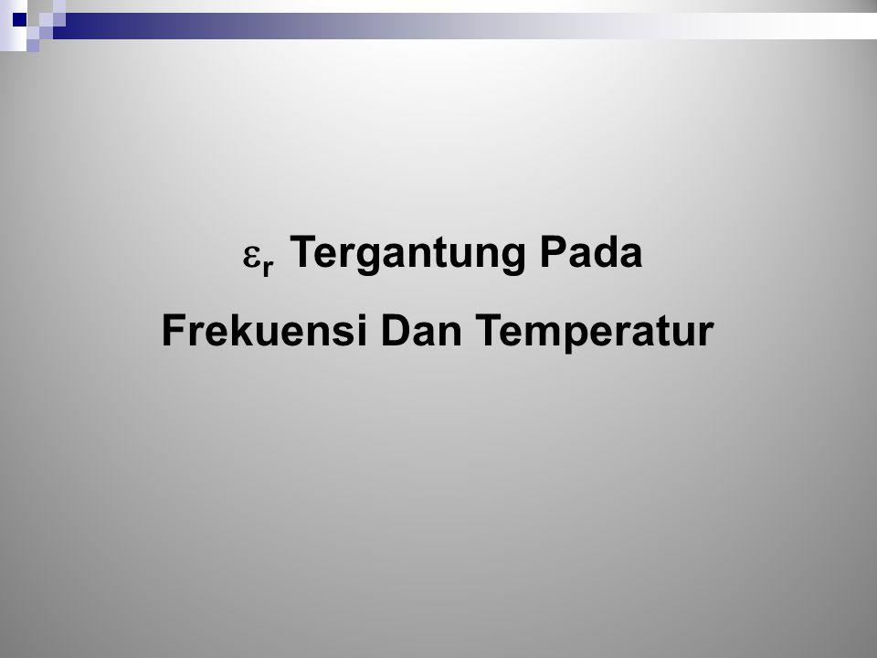 Frekuensi Dan Temperatur