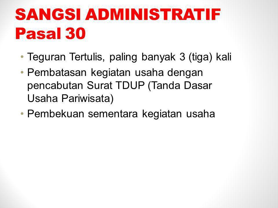 Lembaga Sertifikikasi Usaha Pariwisata PT. Enhaii Mandiri 186