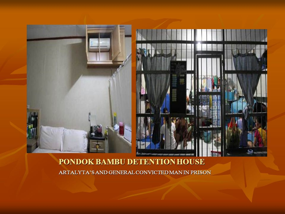 PONDOK BAMBU DETENTION HOUSE