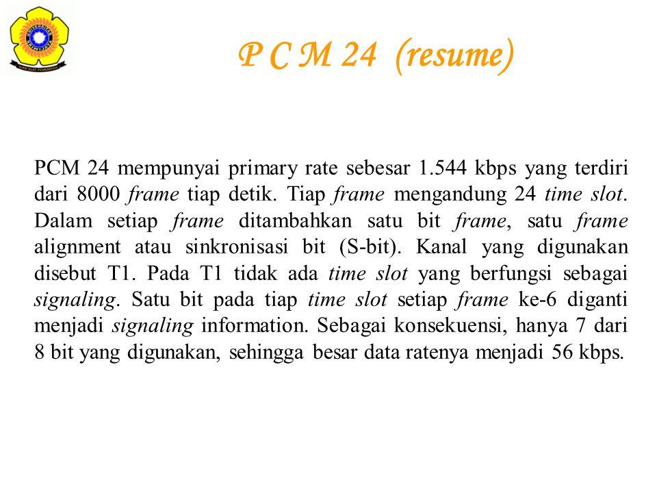 P C M 24 (resume)
