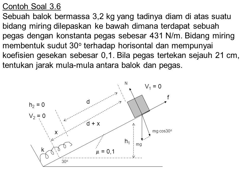 Contoh Soal 3.6