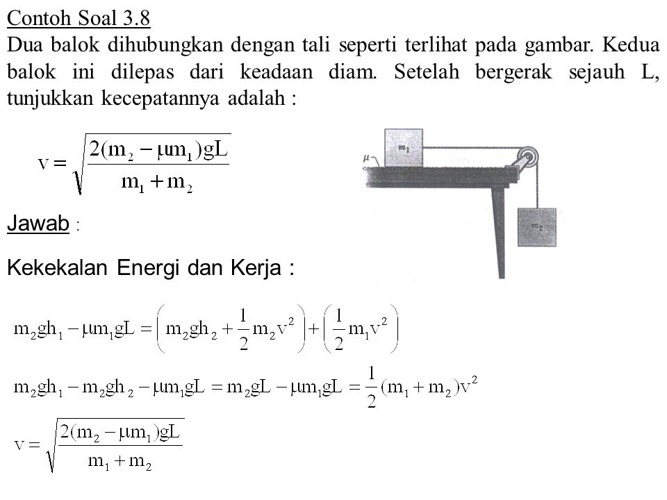 Contoh Soal 3.8