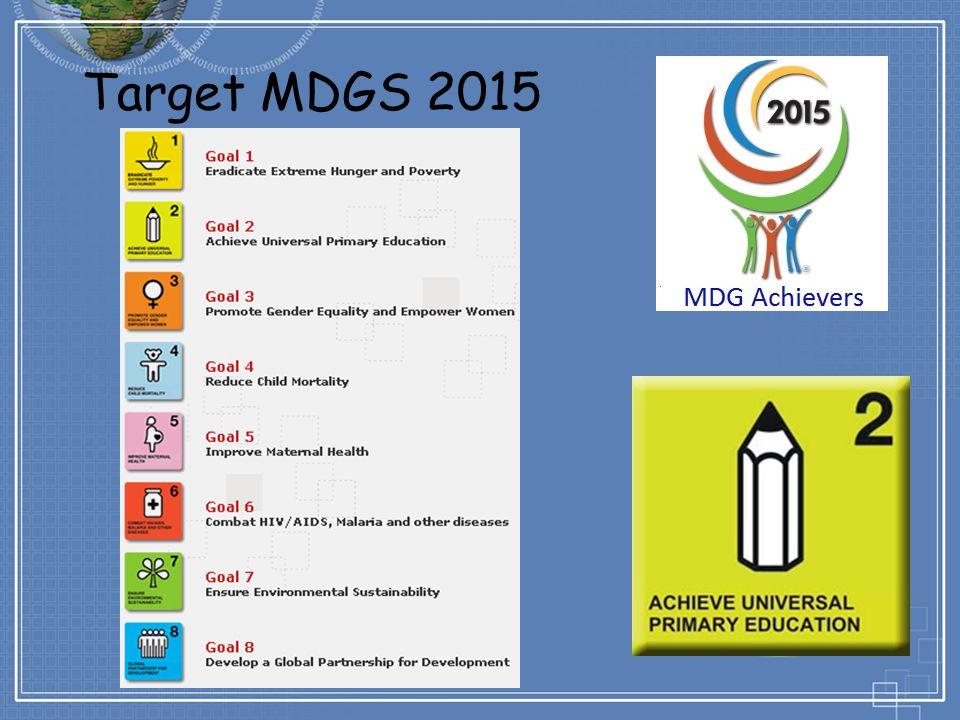 Target MDGS 2015