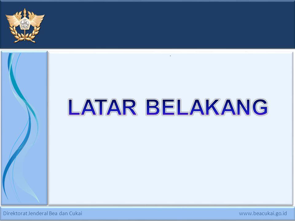 . LATAR BELAKANG