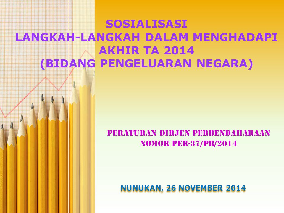 PERATURAN DIRJEN PERBENDAHARAAN NOMOR PER-37/PB/2014