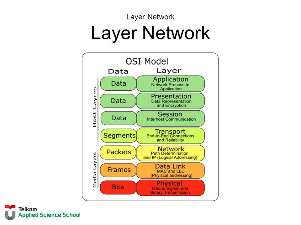 Layer Network Layer Network