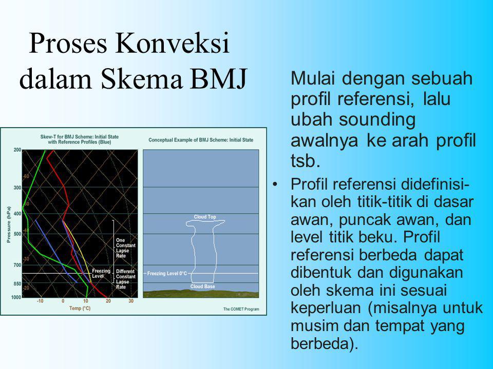 Proses Konveksi dalam Skema BMJ