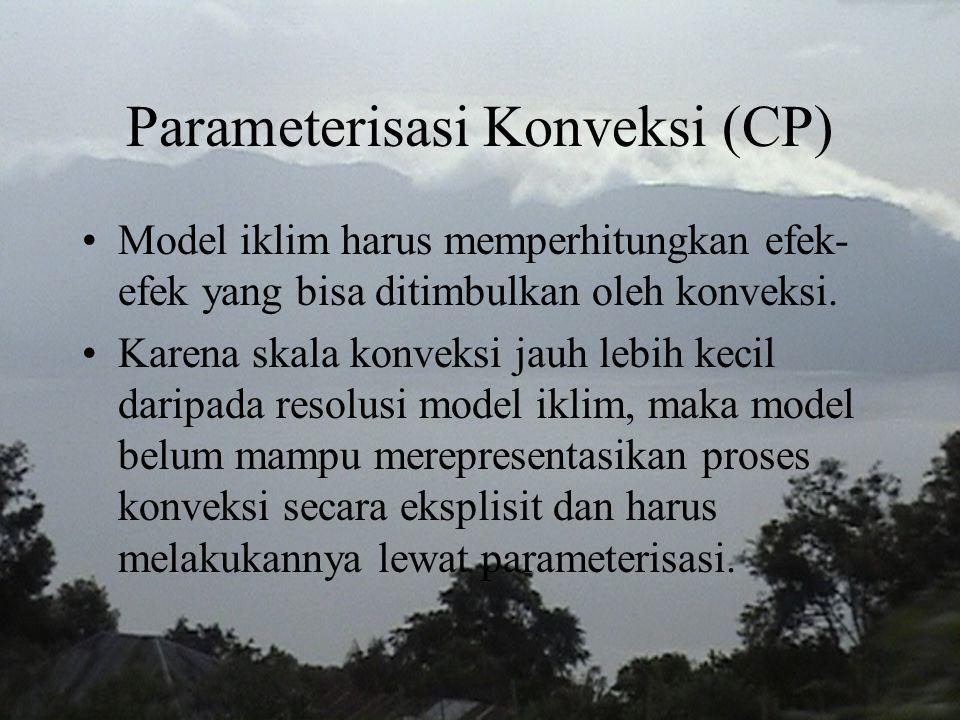 Parameterisasi Konveksi (CP)