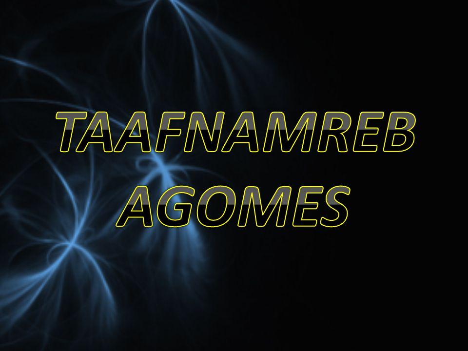 TAAFNAMREB AGOMES