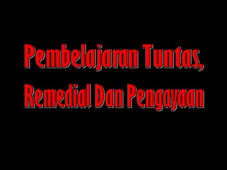 Remedial Dan Pengayaan