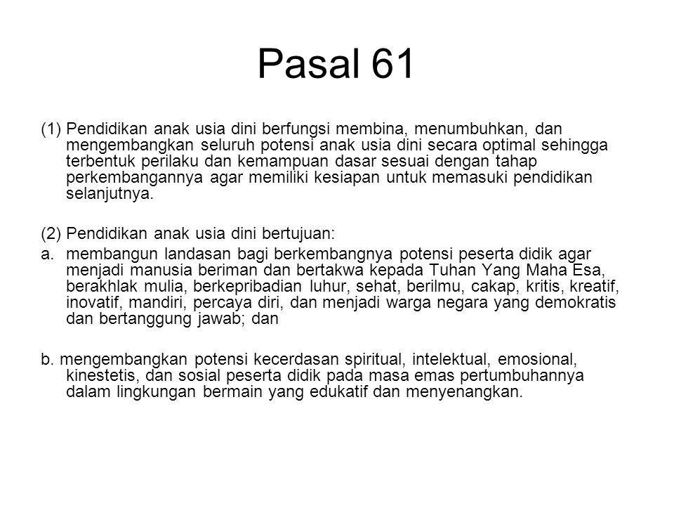 Pasal 61