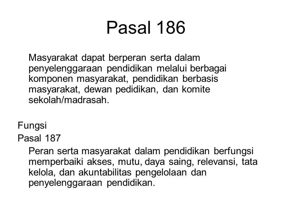 Pasal 186