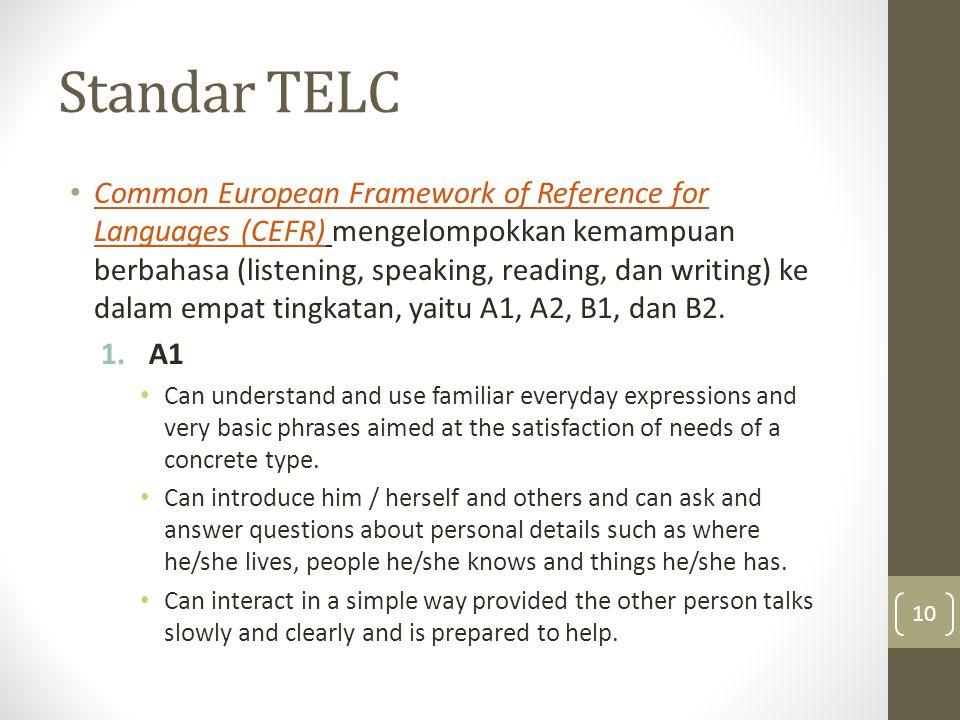 Standar TELC