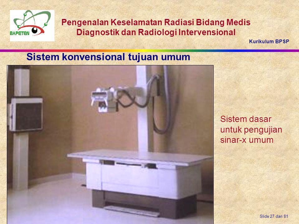 Sistem konvensional tujuan umum