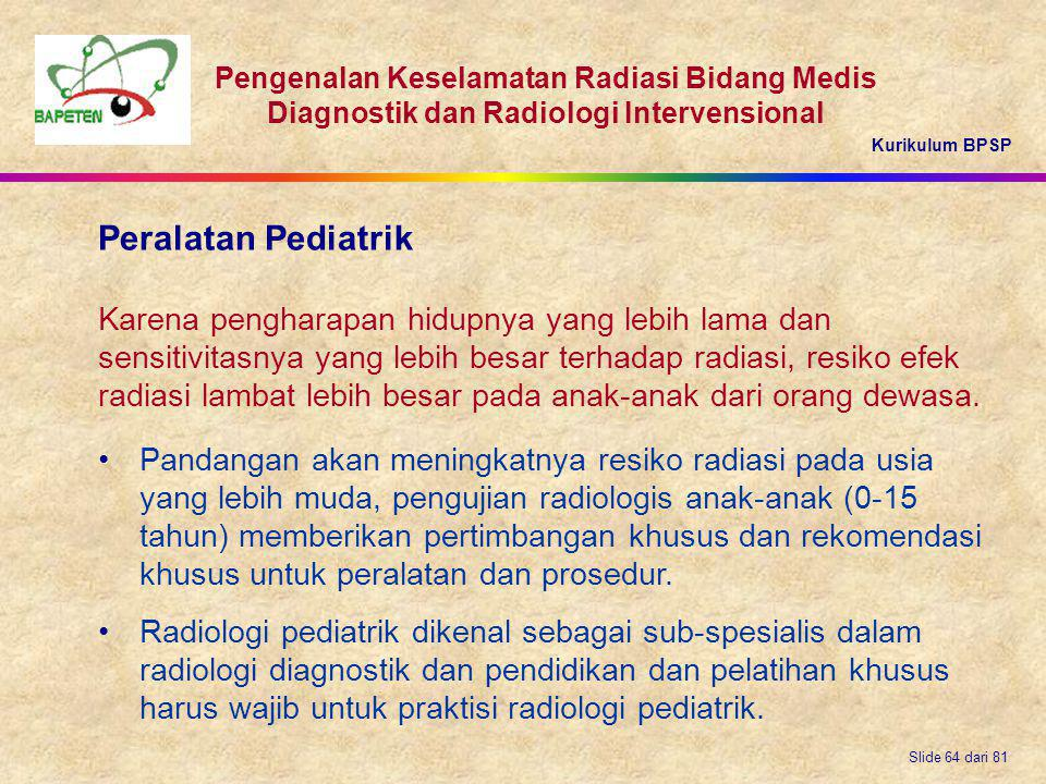 Peralatan Pediatrik