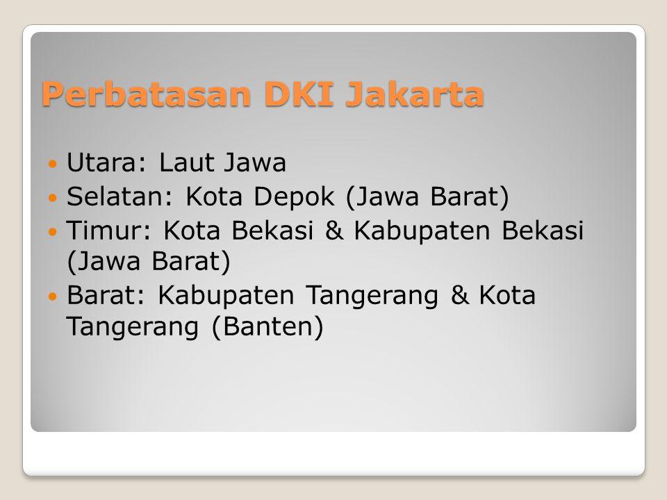 Perbatasan DKI Jakarta