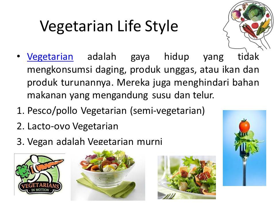 Vegetarian Life Style