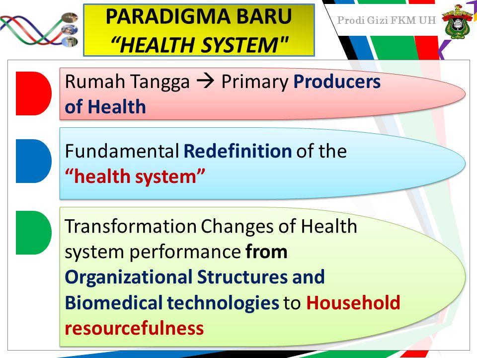 PARADIGMA BARU HEALTH SYSTEM