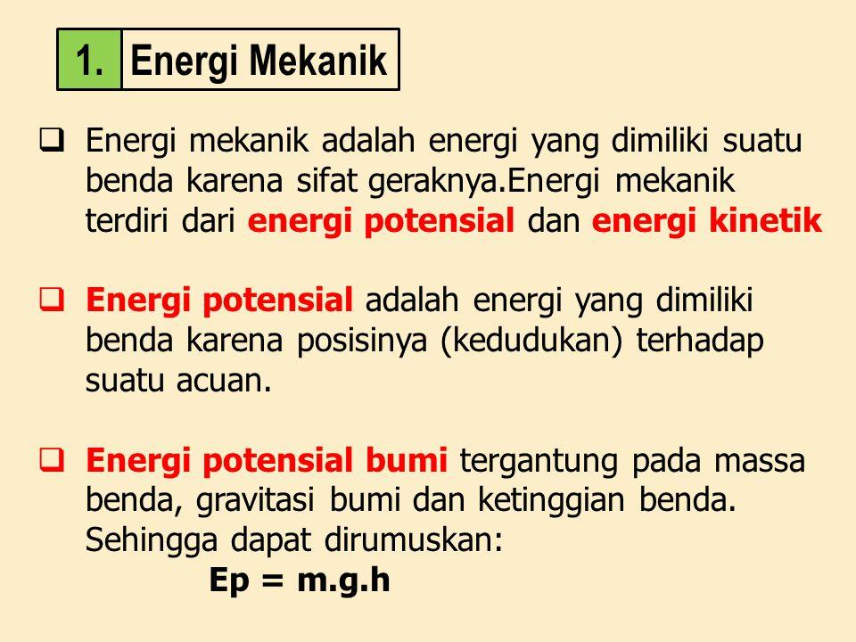 Energi Mekanik 1.
