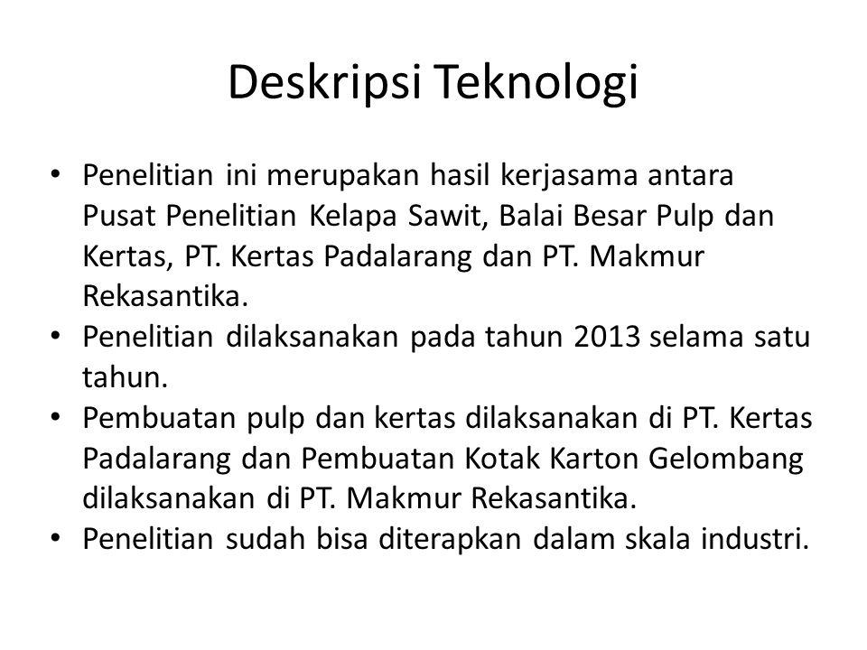 Deskripsi Teknologi
