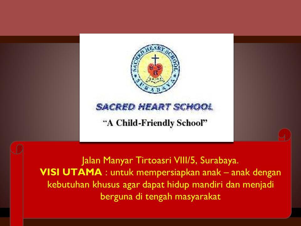 Jalan Manyar Tirtoasri VIII/5, Surabaya