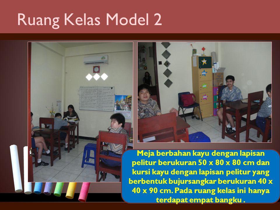 Ruang Kelas Model 2