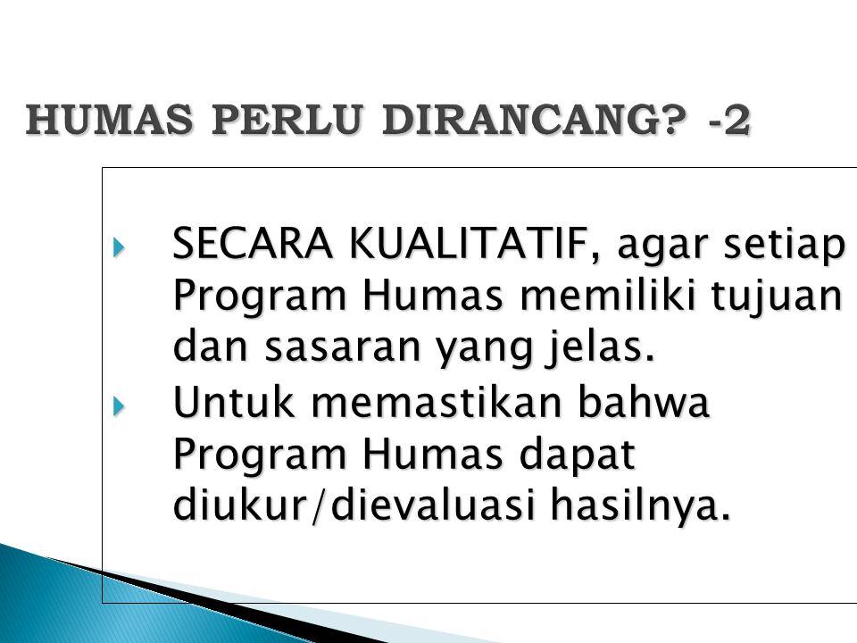 HUMAS PERLU DIRANCANG -2