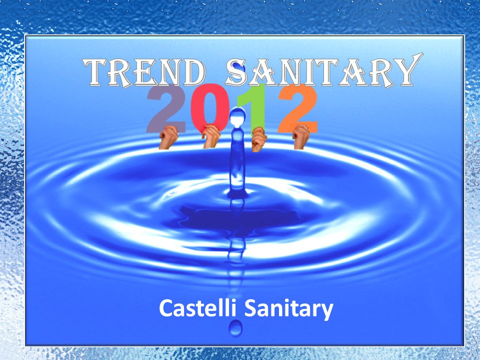 TREND SANITARY Castelli Sanitary