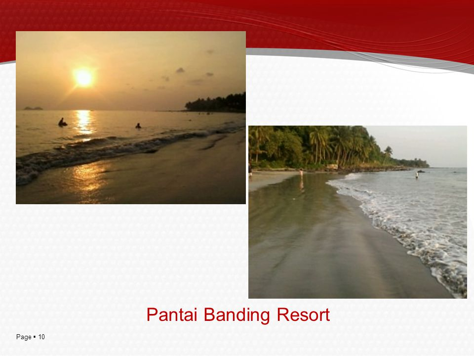 Pantai Banding Resort