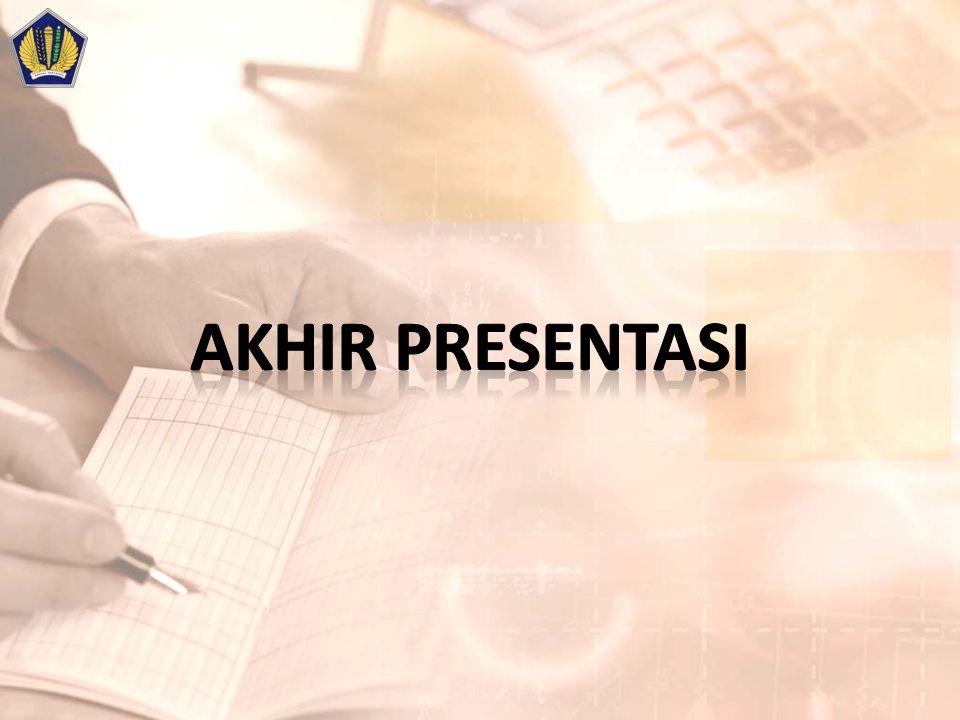 Akhir presentasi