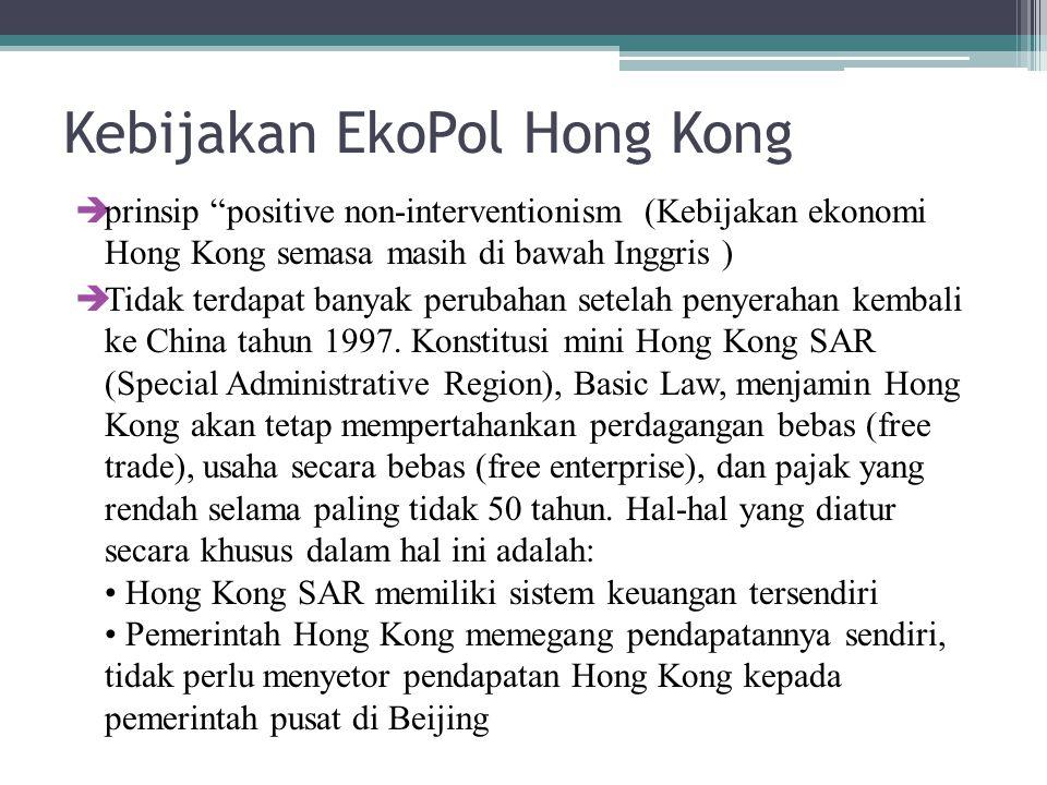 Kebijakan EkoPol Hong Kong