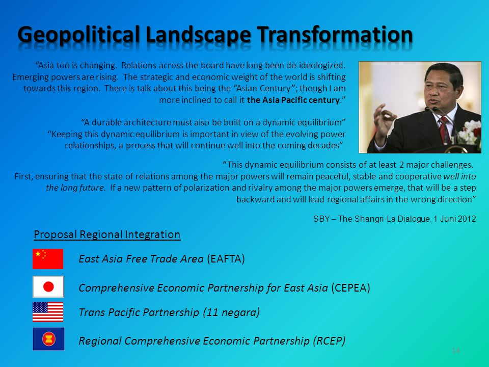 Geopolitical Landscape Transformation