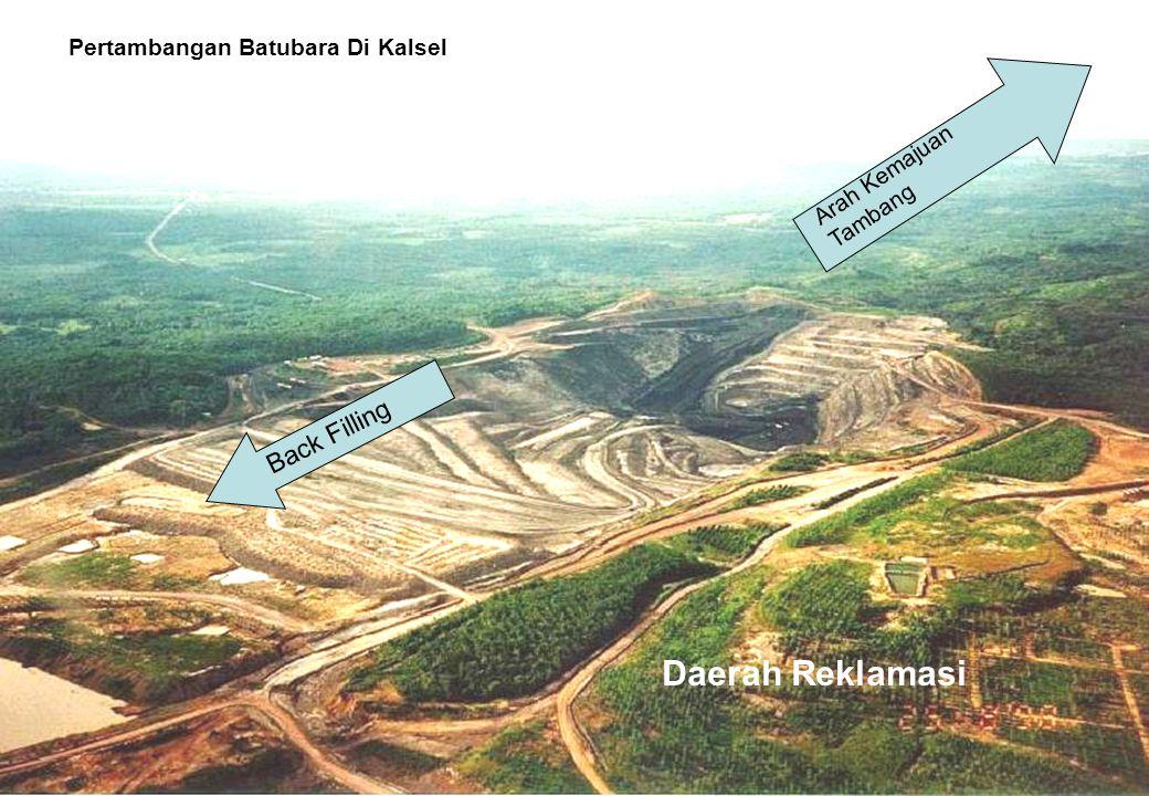 Pertambangan Batubara Di Kalsel