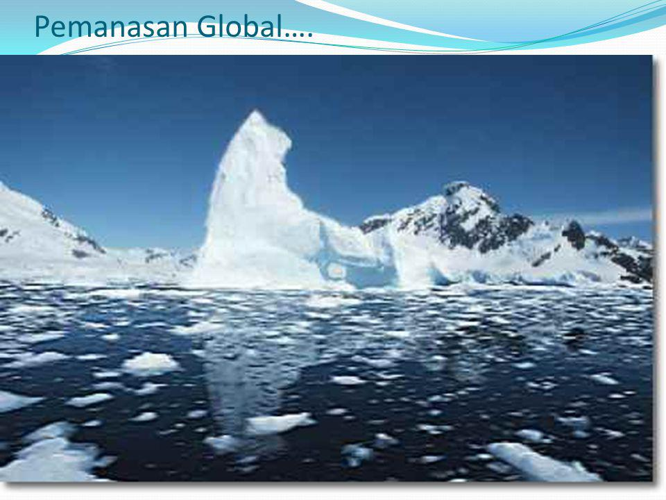 Pemanasan Global….
