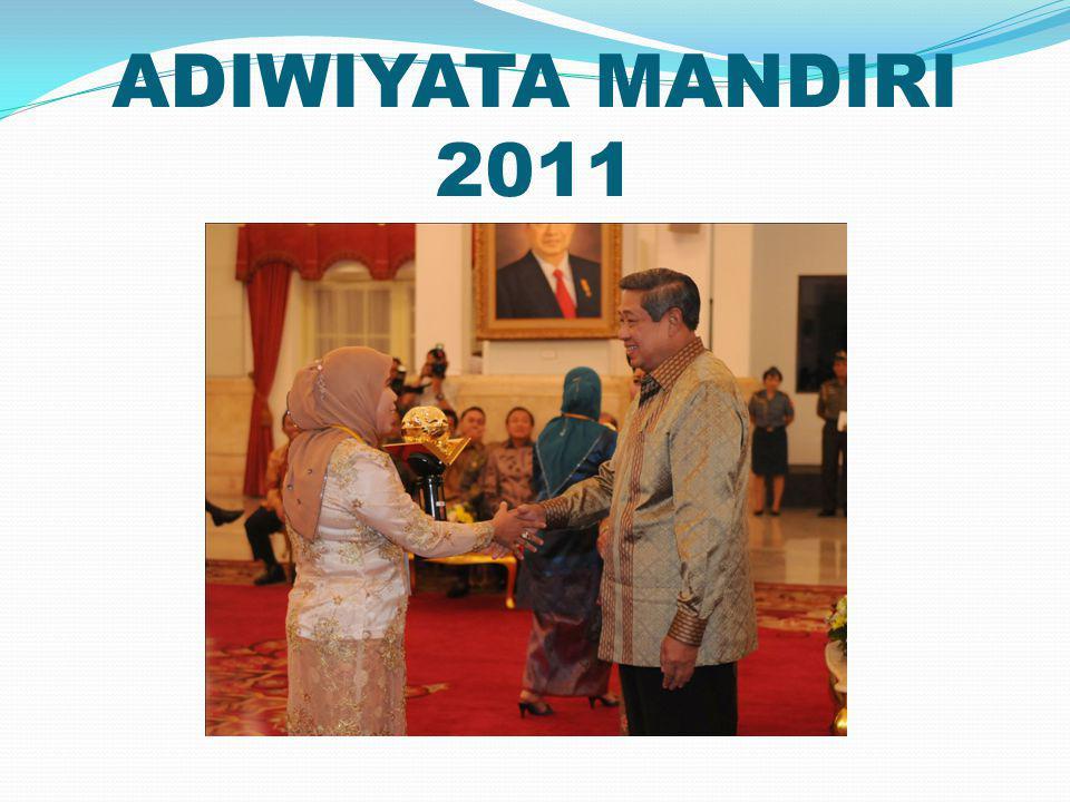 ADIWIYATA MANDIRI 2011