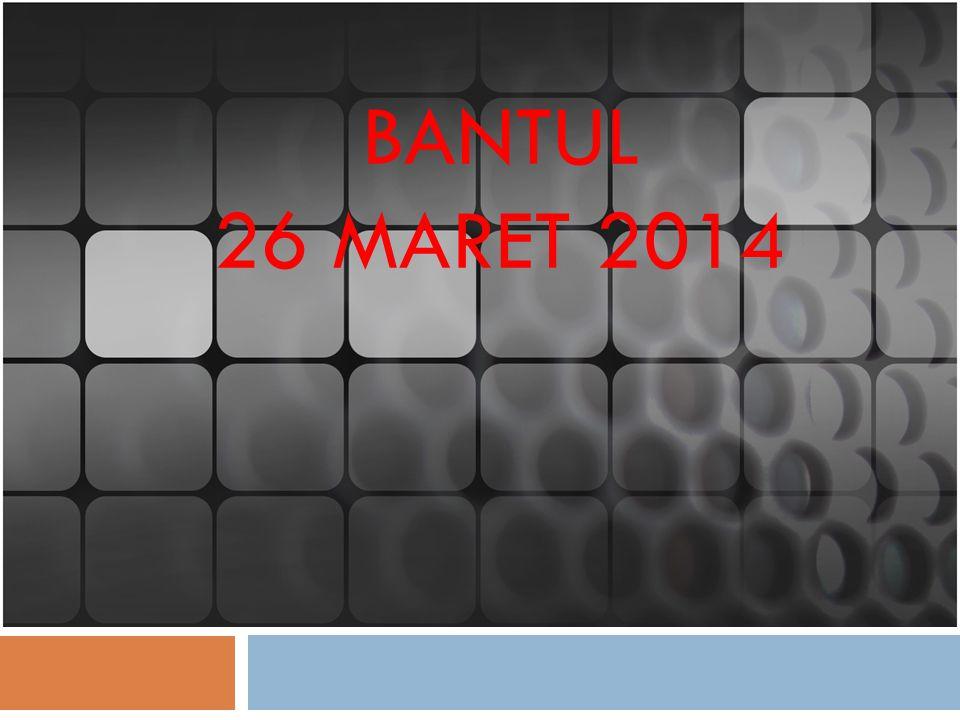 BANTUL 26 MARET 2014