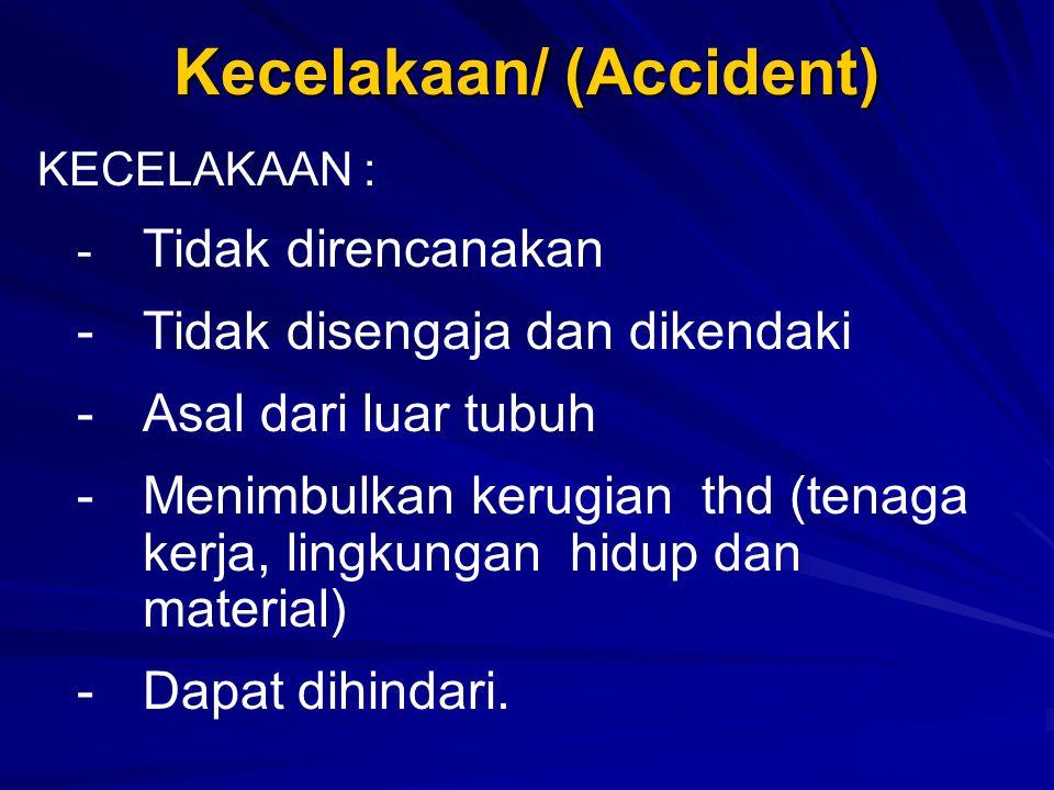 Kecelakaan/ (Accident)