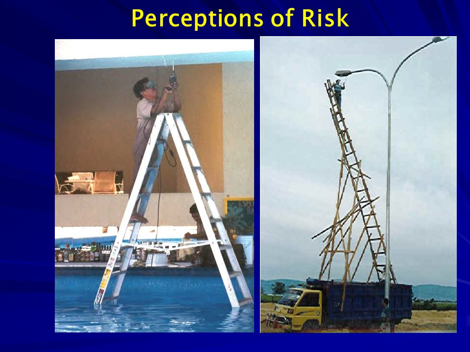 Perceptions of Risk