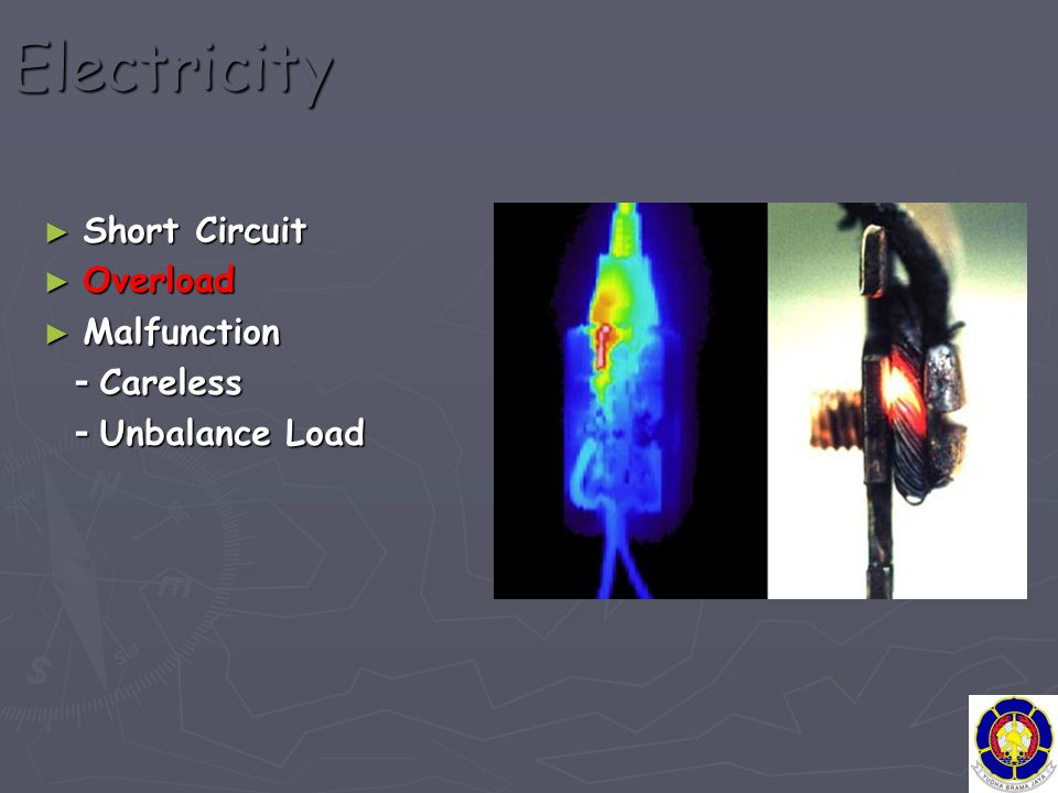 Electricity Short Circuit Overload Malfunction - Careless
