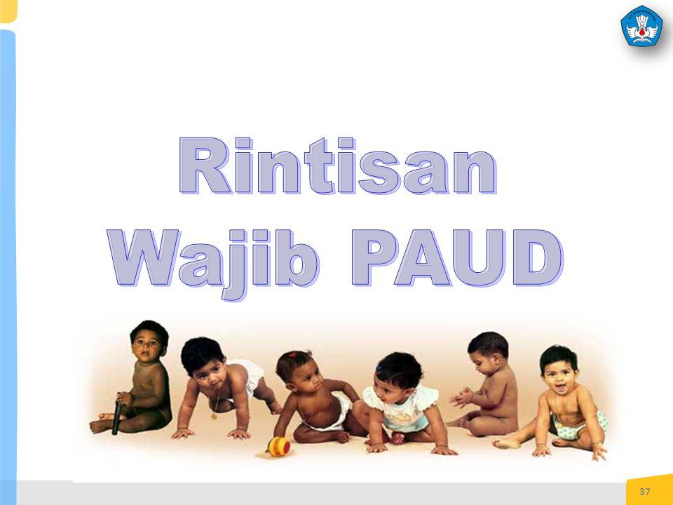 Rintisan Wajib PAUD