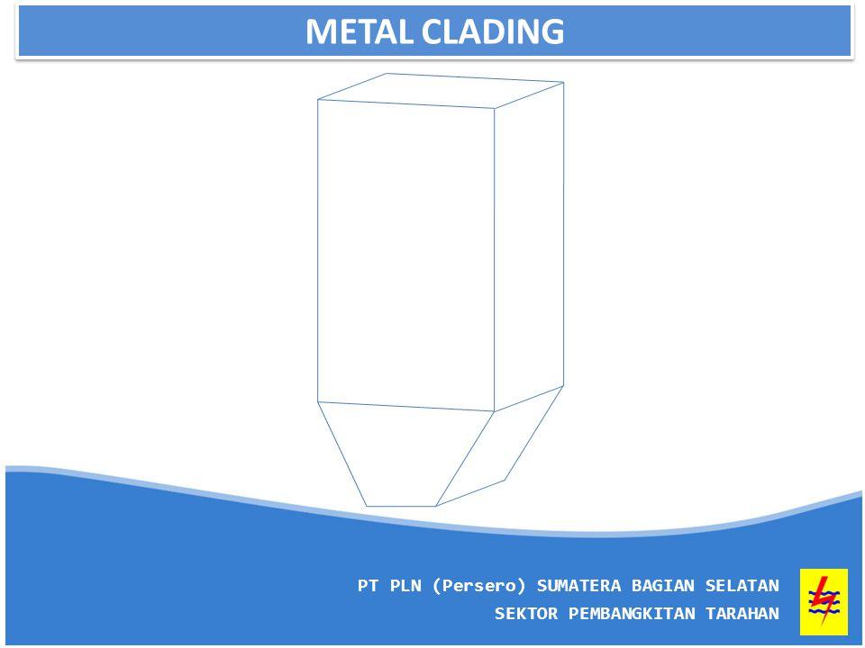 METAL CLADING PT PLN (Persero) SUMATERA BAGIAN SELATAN