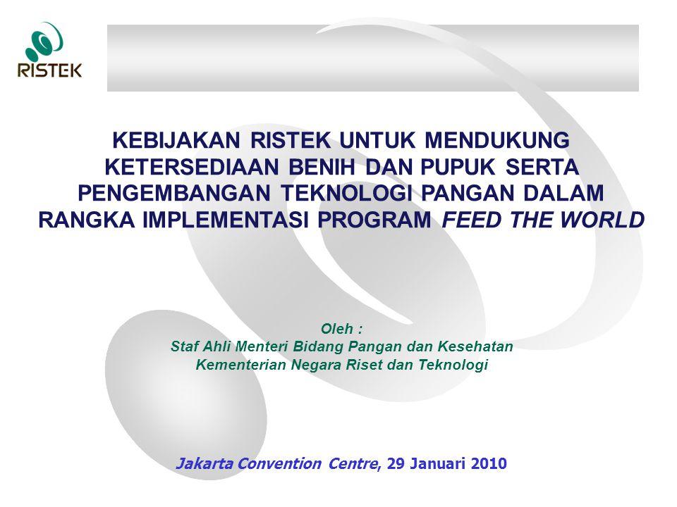 Jakarta Convention Centre, 29 Januari 2010