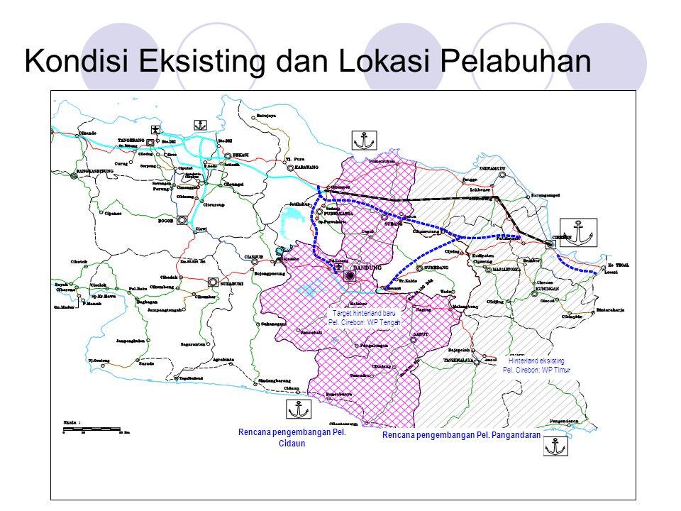 Kondisi Eksisting dan Lokasi Pelabuhan