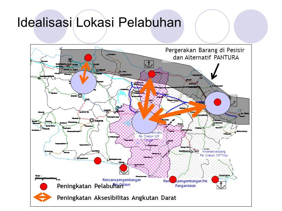 Idealisasi Lokasi Pelabuhan