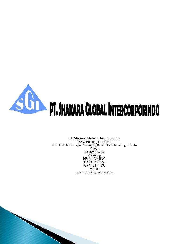 PT. Shakara Global Intercorporindo