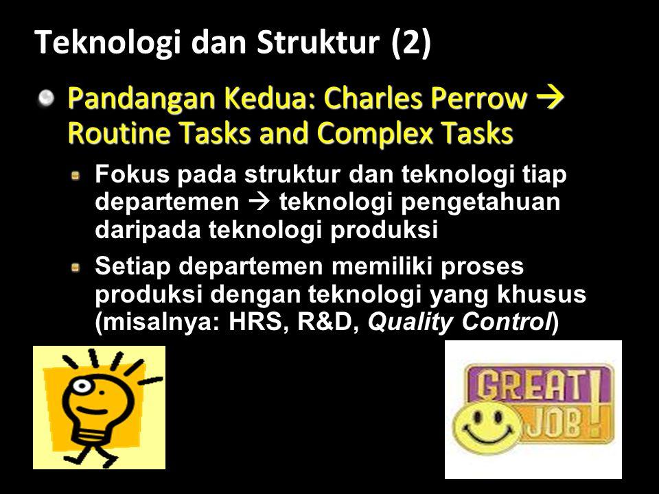 Teknologi dan Struktur (2)