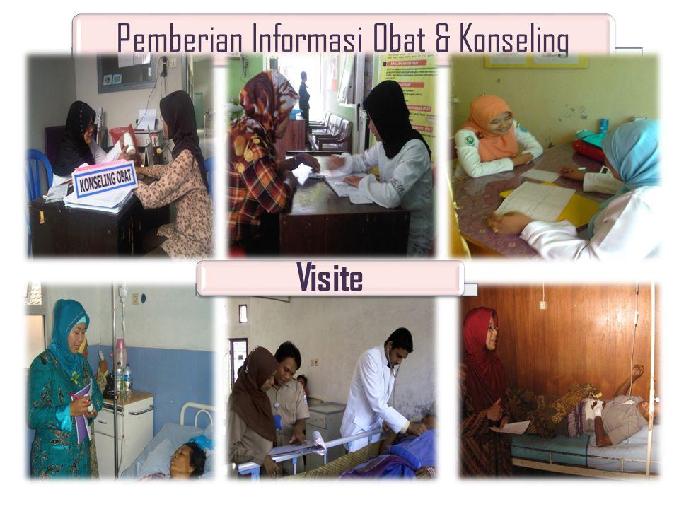 Pemberian Informasi Obat & Konseling